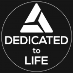 dedicated to life official logo