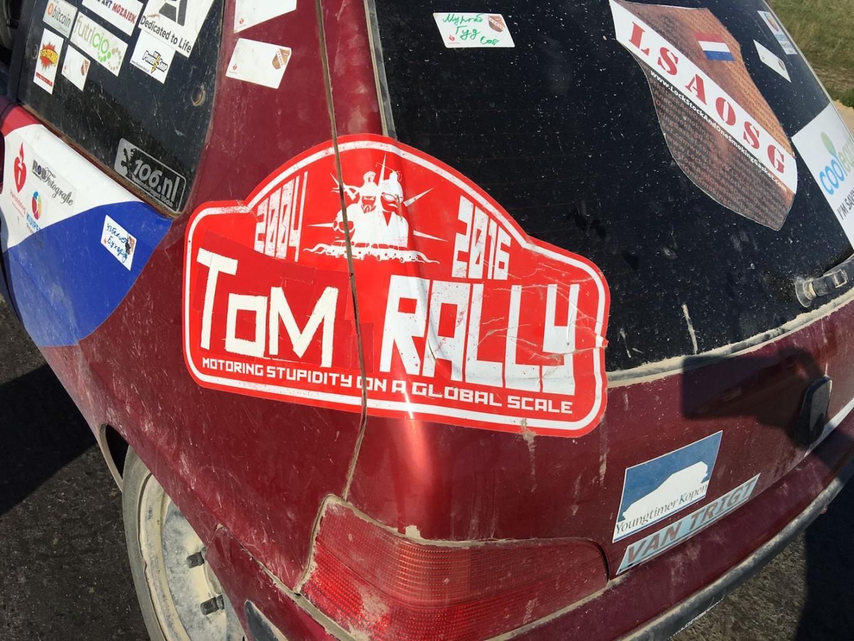 tom-rally